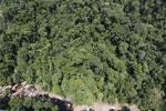 Borneo rainforest river -- sabah_aerial_1238