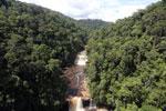 Maliau Falls -- sabah_aerial_1266