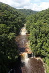 Maliau Falls -- sabah_aerial_1270
