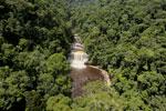 Maliau Falls -- sabah_aerial_1292