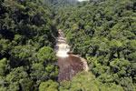 Maliau Falls -- sabah_aerial_1293