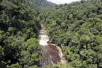Maliau Falls -- sabah_aerial_1295