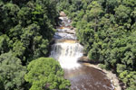 Maliau Falls -- sabah_aerial_1296