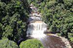 Maliau Falls -- sabah_aerial_1300
