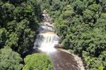 Maliau Falls -- sabah_aerial_1301