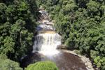 Maliau Falls -- sabah_aerial_1302