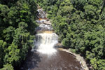 Maliau Falls -- sabah_aerial_1306