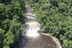 Maliau Falls -- sabah_aerial_1309