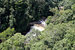 Maliau Falls -- sabah_aerial_1334