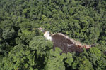 Maliau Falls -- sabah_aerial_1356