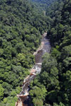 Maliau Falls -- sabah_aerial_1371