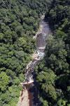 Maliau Falls -- sabah_aerial_1373