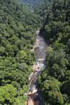 Maliau Falls -- sabah_aerial_1376