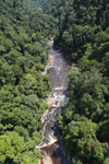 Maliau Falls -- sabah_aerial_1377