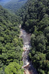 Maliau Falls -- sabah_aerial_1378