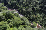 Maliau Falls -- sabah_aerial_1388