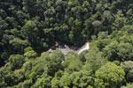 Maliau Falls -- sabah_aerial_1393