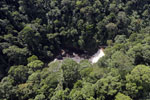Maliau Falls -- sabah_aerial_1395