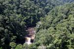 Maliau Falls -- sabah_aerial_1411