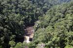 Maliau Falls -- sabah_aerial_1412
