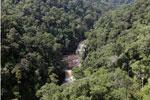Maliau Falls -- sabah_aerial_1415