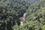 Maliau Falls -- sabah_aerial_1418