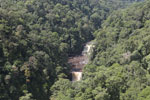 Maliau Falls -- sabah_aerial_1420