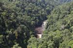 Maliau Falls -- sabah_aerial_1421