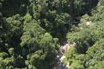 River below Maliau Falls -- sabah_aerial_1423