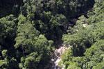 River below Maliau Falls -- sabah_aerial_1424