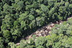 Rainforest river in Borneo -- sabah_aerial_1470