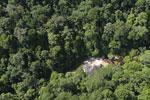 Rainforest river in Borneo -- sabah_aerial_1473