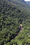 Rainforest river in Borneo -- sabah_aerial_1485