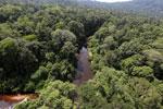 Blackwater river in Borneo -- sabah_aerial_1511