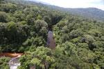 Blackwater river in Borneo -- sabah_aerial_1512