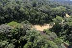 River in Borneo -- sabah_aerial_1551