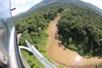 River in Borneo -- sabah_aerial_1555