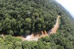 River in Borneo -- sabah_aerial_1570