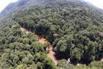 River in Borneo -- sabah_aerial_1573