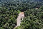 River in Borneo -- sabah_aerial_1578