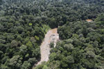River in Borneo -- sabah_aerial_1579