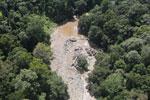 River in Borneo -- sabah_aerial_1581