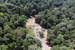 River in Borneo -- sabah_aerial_1585