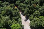 River in Borneo -- sabah_aerial_1587