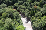 River in Borneo -- sabah_aerial_1588