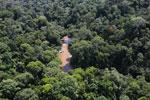 River in Borneo -- sabah_aerial_1595