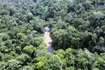 River in Borneo -- sabah_aerial_1596