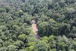 River in Borneo -- sabah_aerial_1598