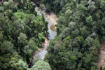 River in Borneo -- sabah_aerial_1744