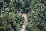 River in Borneo -- sabah_aerial_1745